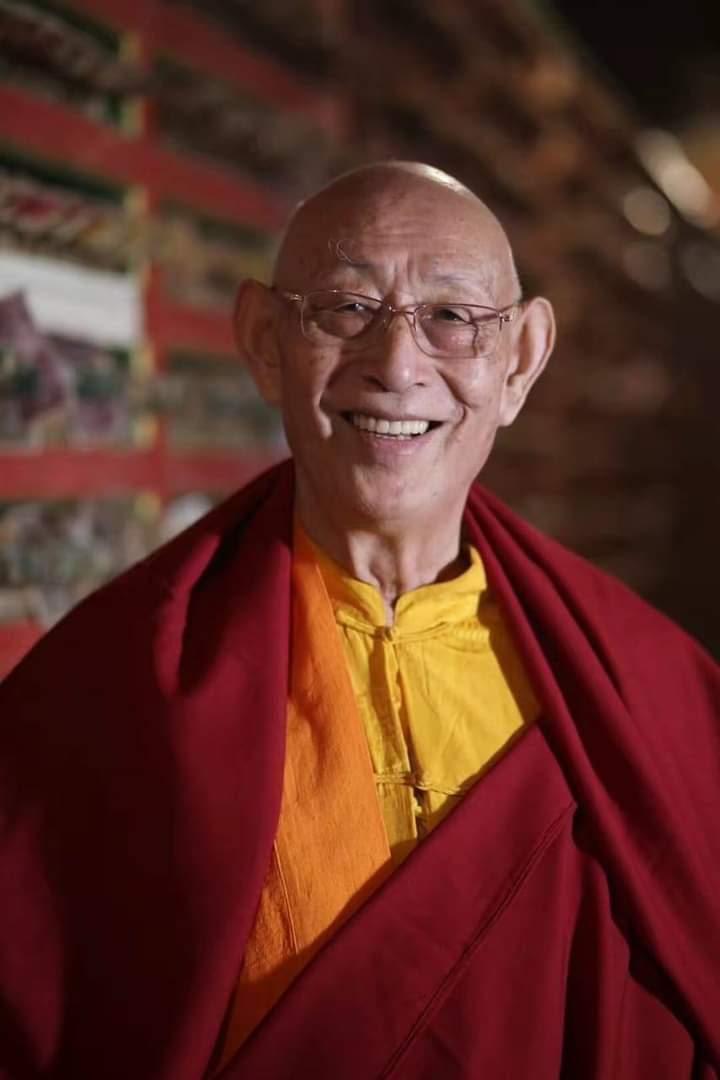 HH Thubten Palzang Rinpoche