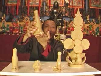 Buddhist Ritual Instruction Film