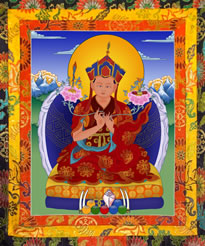 The 7th Throne Holder Gyatrul Rinpoche