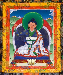 Thangka image of The Great Terton