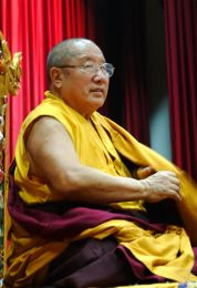 His Holiness Penor Rinpoche