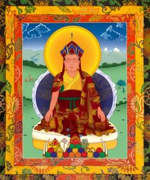 New Thangka of His Holiness Penor Rinpoche