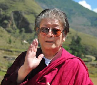 Dungsei Thinley Norbu Rinpoche