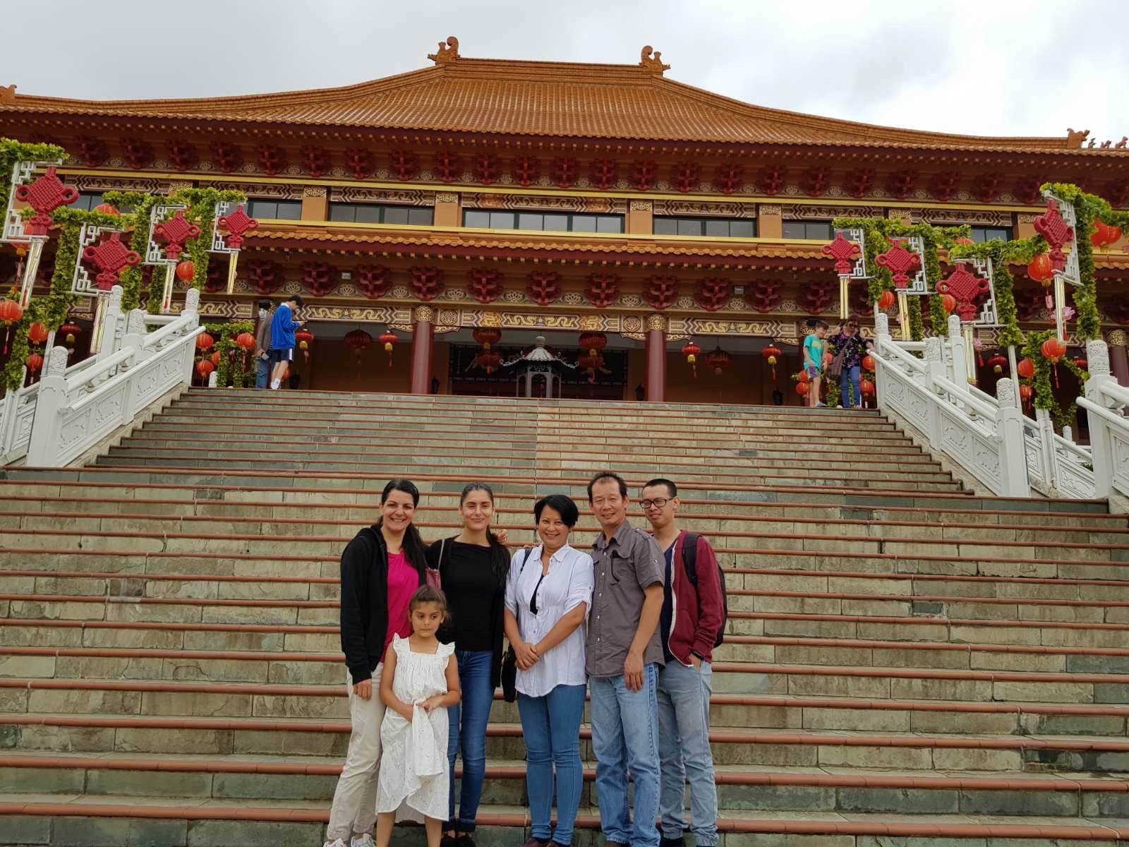Studenți Pathgate din Grecia și Australia s-au întâlnit în Sydney