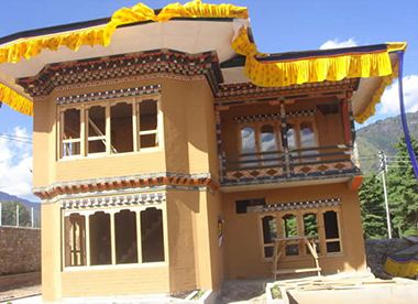 Kunzang Yoedseling Retreat Home